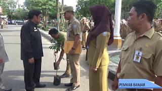 Video (120318TV) Wajah Sumringah ASN Pemkab Banjar Terima Kenaikan Pangkat download MP3, 3GP, MP4, WEBM, AVI, FLV Oktober 2018
