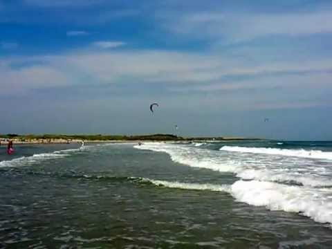 Carne Beach, Wexford, Ireland - Aug 2012