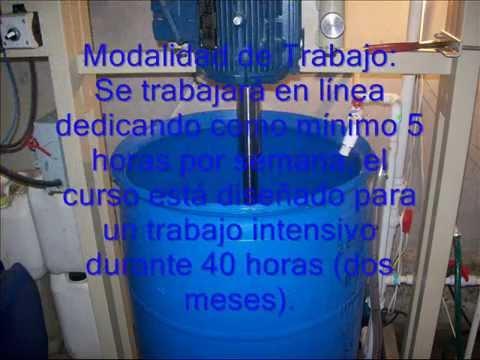 Curso en l nea para fabricar productos de limpieza youtube - Limpieza de la casa ...