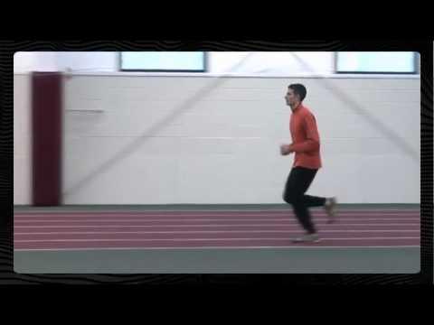 Merrell Barefoot - Bareform Running Technique