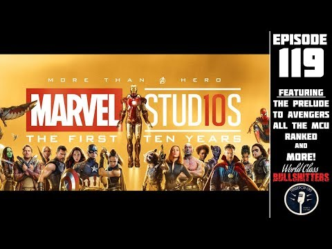 The First 10 Years of the MCU Ranked! - WCBs119