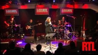 Isabelle Boulay - Souffrir par toi en live dans le Grand Studio RTL