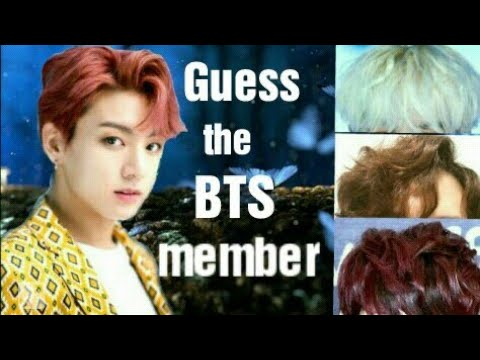 #BTS#Army#kpopquiz# Guess the BTS member by hairstyle