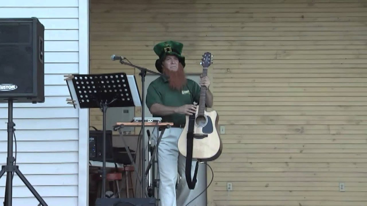 Irish Night in Rouses Point  8-6-15