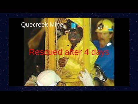 Quecreek Mine Rescue! (Somerset Pa)