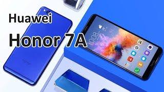 Huawei Honor 7A - цена и краткий обзор
