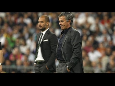 Mourinho vs Guardiola | Manchester United vs Manchester City | Tactical Preview