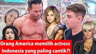 Download lagu Americans Pick the Most Beautiful Indonesian Celebrity?!