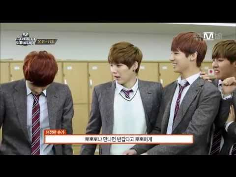 [Eng Sub] Bangtan Boys BTS Chart Countdown 20-11 + Just One Day Mnet Countdown Live