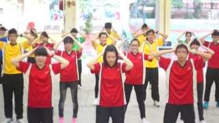 Publication Date: 2013-09-29 | Video Title: 2013-14 寶安商會王少清中學 學生會候選內閣 DIRE