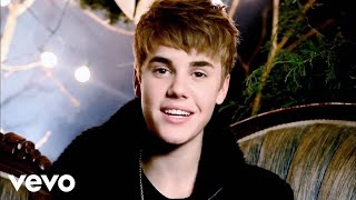 Justin Bieber - Making Of The Video: Mistletoe