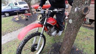 BUYING HONDA XL500S ENDURO MOTORCYCLE OFF CRAIGSLIST!!!