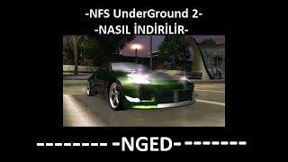 NFS Underground 2 Nasıl Demosuz İndirilir.