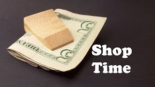 How To Make A Wooden Money Clip.