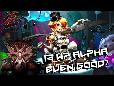 Vainglory The REAL Grind Begins | Alpha Wp Jungle Ranked Gameplay | 88 | Is Wp Alpha Any Good?