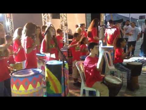 Orquestra de Sons e Latas Escola Fabio Silva