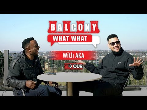 #BalconyInterview (1/3): AKA Addresses #Beyonce, #FullyIn Song & Decodes #Reset Lyrics