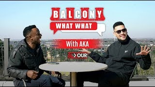 We got to finally do the what-what with aka fresh off his 3rd studio album release and he decodes lyrics on touch my blood reset, along spea...