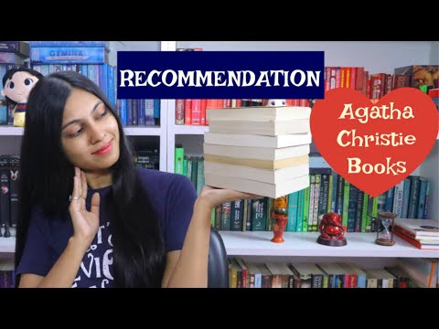 Recommendation : 6 Agatha Christie Books You Should Read ll Murder Mystery ll Saumya's Bookstation