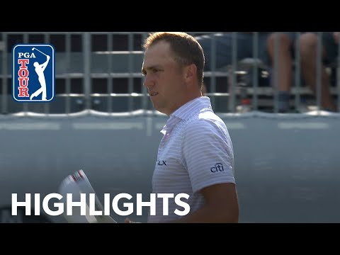 Justin Thomas's highlights | Round 2 | BMW Championship 2019