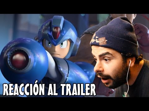 (vomite todo!!... literalmente) reaccion MARVEL vs CAPCOM infinite - trailer 1 - español - 2017
