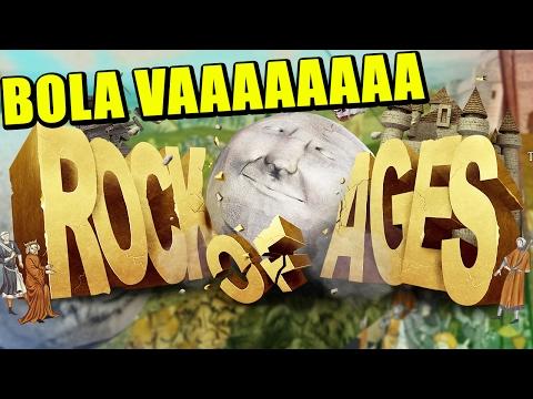 ROCK OF AGES - ROCA VENCE A PUERTA | Gameplay Español