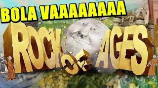 ROCK OF AGES - ROCA VENCE A PUERTA   Gameplay Español
