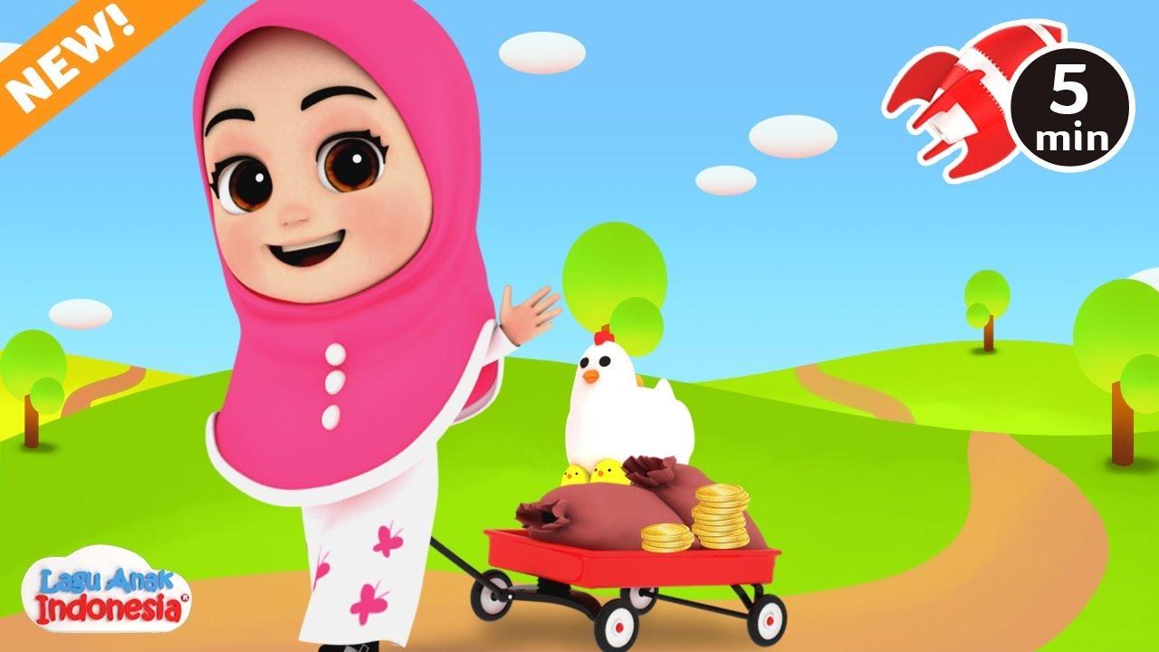 Zakat  Kompilasi Lagu Anak Islami  Lagu Anak Indonesia  YouTube