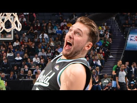 NBA Rising Stars - World vs USA - Full Highlights | 2019 NBA All-Star Weekend