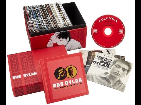 Bob Dylan: The Complete Albums Collection Vol.1