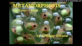 METAMORPHOSIS for Concert Band