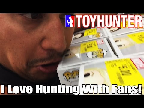 Toy Hunting: At Pembroke Pines with a Fellow Hunter!