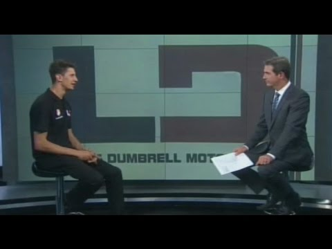 2015 V8 Supercars - Nick Percat Interview with Fox Sports - 5/02/15