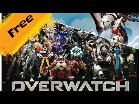 Overwatch Game Free Download For Pc 2018 19 With Crack