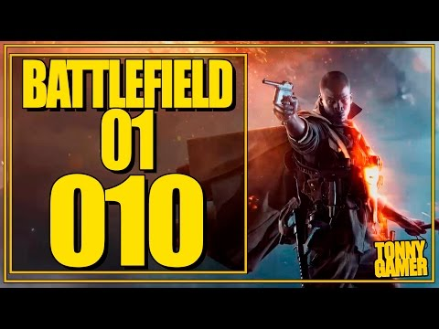 LAWRENCE DA ARABIA! - Battlefield 1 Campanha  - PC Gameplay