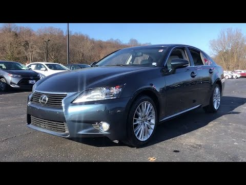 2013 Lexus GS Akron, Wadsworth, Canton, Barberton, Copley, OH T2916