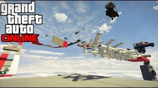 GTA 5 online ქართულად DEATH RUN 99% IMPOSSIBLE