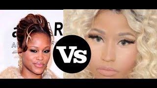 EVE (The Rapper) COMES FOR Nicki Minaj Criticizing Her 'Paper Magazine