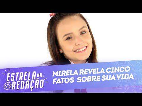 Estrela na Redação com Mirela Delfino   SBT Online (08/08/18)