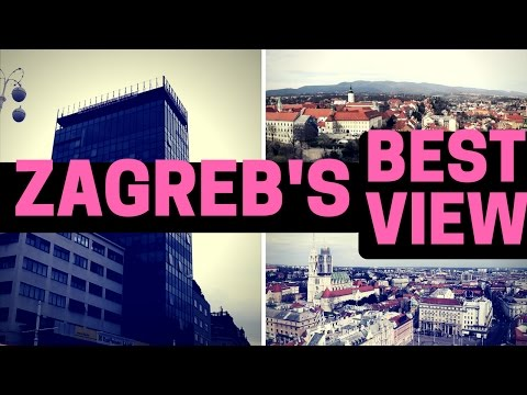 Zagreb's best view can be found here!