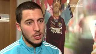 Chelsea: Hazard: Professional performance