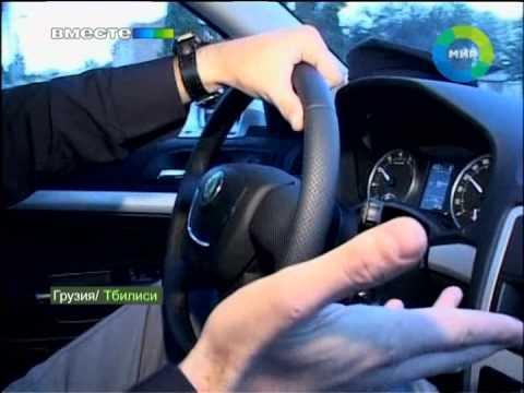 Реформа грузинской полиции. Эфир 3.06.2012