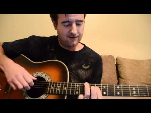 """Intro to """"Neon"""" live version from """"Where the light is"""" by John Mayer guitar tutorial with TAB"""