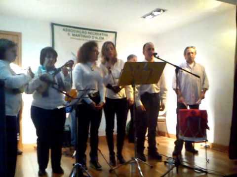 Grupo de musica popular portuguesa S. Martinho D'Alem