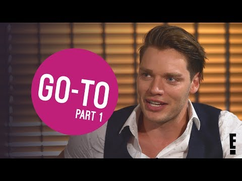 GOTO: Dominic Sherwood PART 1  DIGITAL EXCLUSIVE  The Hype  E!