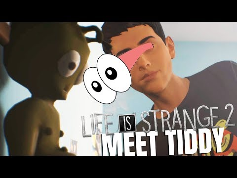 MEET TIDDY - Life is Strange 2 Episode 3 #1 (Playthrough/Let's Play)