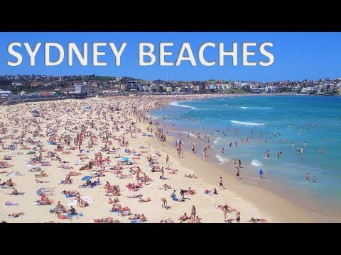 SYDNEY BEACHES - Australia [HD]