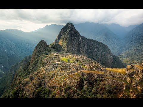 Machu Picchu October 2017; Exploring Pre-Inca Megalithic Aspects With Engineer Cliff