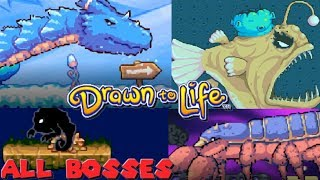 Drawn to Life - All Bosses