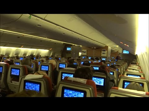 Latam Airlines |FLIGHT REPORT| Boeing 777-32W (PT-MUJ) Flight JJ8101 Paris - Sao Paulo